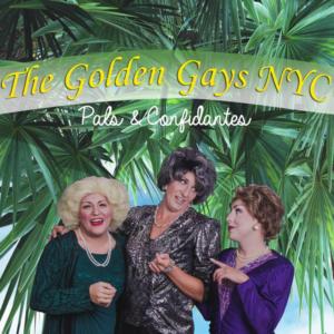 The Golden Gays NYC Present, HOT FLASHBACKS! Michigan Debut