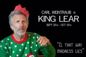 KING LEAR Opens In Brand Park On September 26