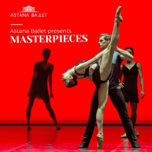 Astana Ballet Presents MASTERPIECES First Tour On The West Coast