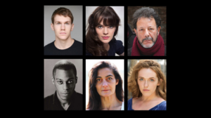 Cast Announced For StudioRep Season