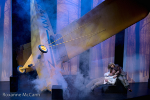 A PLAY ABOUT A PLANE CRASH Comes to Delaware Before Flying To New York