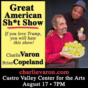 THE GREAT AMERICAN SH*T SHOW Announced At Castro Valley Center for the Arts