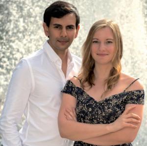 OGCMA Presents Vieness Piano Duo At The Great Auditorium