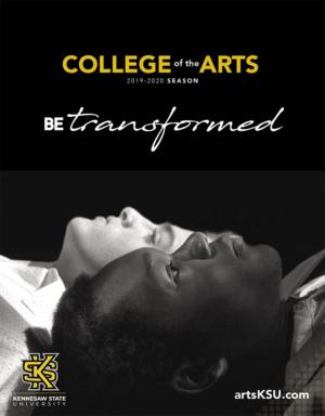 KSU College Of The Arts Announces 2019-2020 Season