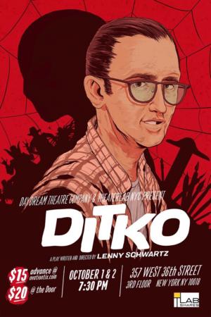 Lenny Schwartz to Tribute Comic Book Legend Steve Ditko