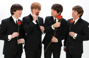 THE FAB FOUR BEATLES TRIBUTE Returns For Annual 2-Day Vegas Gig