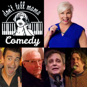 Comedy Legends To Reunite At Don't Tell Mama