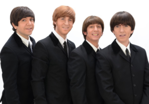 Ultimate Beatles Tribute Returns To Mountain Winery