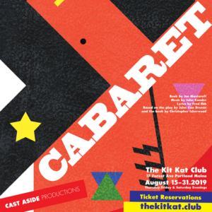 Reimagined CABARET Opens At Kit Kat Club In Portland This August