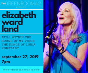 Elizabeth Ward Land Will Have Encore Performance Of STILL WITHIN THE SOUND OF MY VOICE At Green Room 42