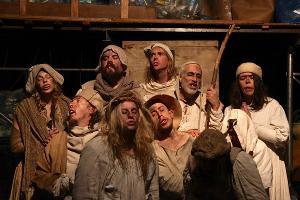 Dzieci Theatre's 22nd Annual FOOLS MASS Streams Live in December