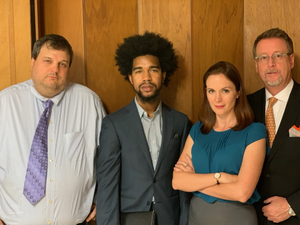 Assembly Line Theatre Company Presents DRY POWDER