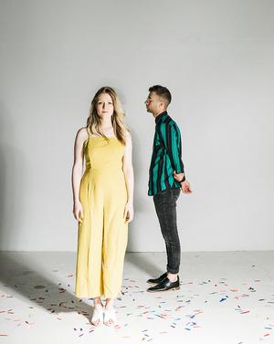 Indie-pop Duo Bora York Shares 'Smoke' Single