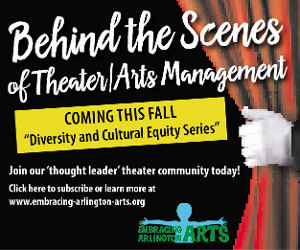 Embracing Arlington Arts Releases Second Segment Of DIVERSITY AND CULTURAL EQUITY Podcast Series