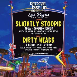 Reggae Rise Up Announces Vegas Lineup For 2020 Festival