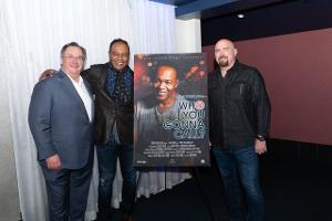 Power Chord Films Hosts Private Screening Of New Ray Parker Jr. Documentary At Arc Light Hollywood