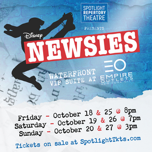 Staten Island's Empire Outlets Hosts Spotlight Repertory Theatre Production Of Disney's NEWSIES