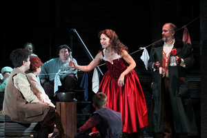 OLIVER! Opens At Temple Theatre