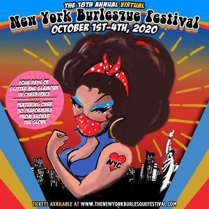 Thirsty Girl & Pontani Productions Present Virtual NEW YORK BURLESQUE FESTIVAL