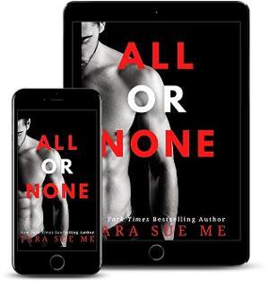 Tara Sue Me Releases New Romance Novel 'All Or None'