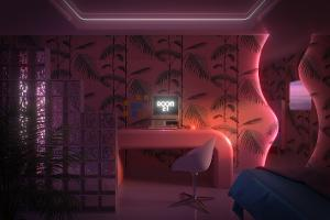 Immersive Entertainment Company Swamp Motel In Search For New Creative Talent for ROOM 21