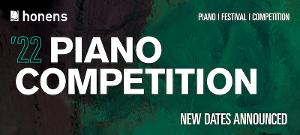 Honens International Piano Competition Announces Dates For 2022 Edition