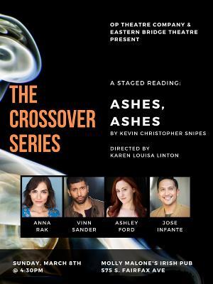 New Play Reading Series The Crossover Series Performs March 8
