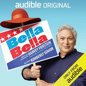 Audible Releases BELLA BELLA Starring Harvey Fierstein, THE YEAR OF MAGICAL THINKING Starring Vanessa Redgrave & More
