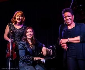 The Phoenix Theatre Company Presents Local Trio We3 For A Musical Celebration