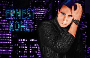 Ernest Kohl is This Week's Artist On Musical Theatre Radio's BE OUR  GUEST