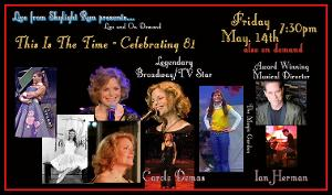 Carole Demas to Celebrate 81st Birthday With THIS IS THE TIME