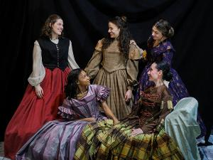 LITTLE WOMEN: THE BROADWAY MUSICAL Opens December 6 At Gallery Players