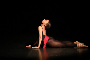 The Riverside Theatre Hosts Ranardo-Domeico Grays' VISIONS Contemporary Ballet In Traces (of What Makes Us Who We Are)