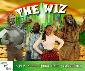 The Grand Prairie Arts Council Presents THE WIZ