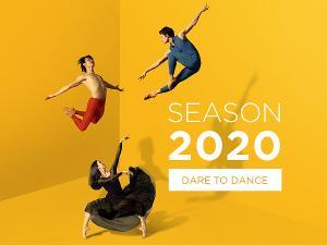 Singapore Dance Theatre Announces 'Dare To Dance' Season 2020