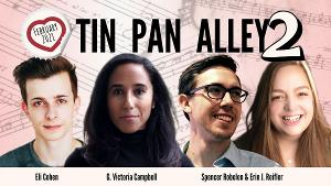 TIN PAN ALLEY 2 Concert Series To Celebrate 'Love' With Upcoming Performance
