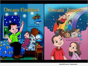 DREAM GRABBER and DREAM JUMPER Now Available in Paperback