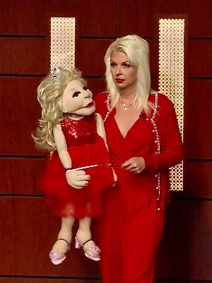 Vegas Headliner April Brucker Demands Equal Pay For Puppets On Season 3 Premiere Of JUDGE JERRY