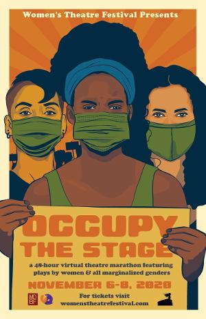 Women's Theatre Festival Presents OCCUPY THE STAGE 2020