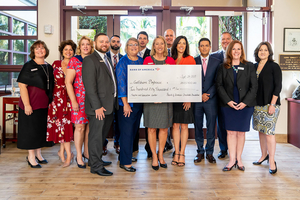 Gulfshore Playhouse Announces First Corporate Gift From Bank Of America For New Theatre And Education Center
