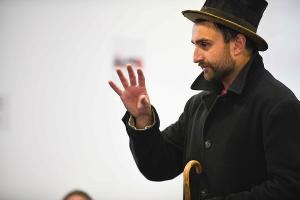 Scottish International Storytelling Festival Prepares To Welcome Back In-person Audiences