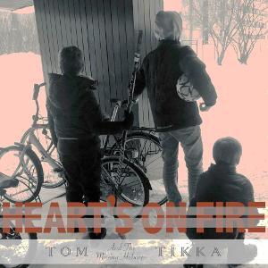 Finland's Tom Tikka Releases New Single 'Heart's On Fire'