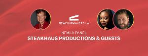 NewFilmmakers LA Presents Panel LGBTQ+ Voices In The Film and Television Industry Panel With Steakhaus Productions