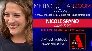 MetropolitanZoom to Present Nicole Spano