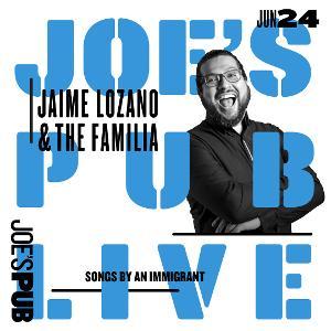 Mandy Gonzalez, Daphne Rubin Vega, and More to Join Jaime Lozano for Virtual Concert at Joe's Pub Live