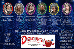 DISENCHANTED! THE MUSICAL Makes Lehigh Valley Premiere