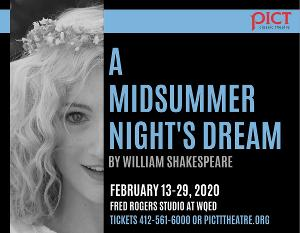 McCune, Snyder Lead A MIDSUMMER NIGHT'S DREAM At PICT