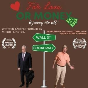FOR LOVE OR MONEY Kicks Off Next Month at Broadwater Black Box