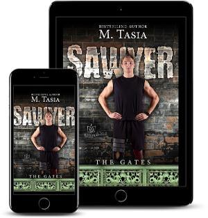 Author M. Tasia Releases New Romance SAWYER