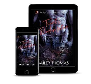 Bailey Thomas Releases New Romantic Suspense Novel TRENT'S REDEMPTION